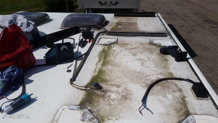 Solaranlage ersetzen