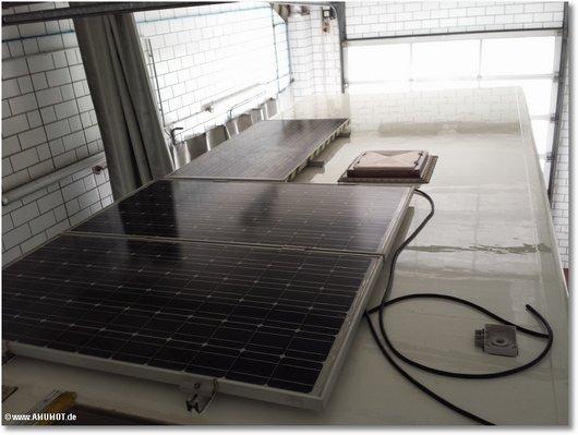 600Wp Solar