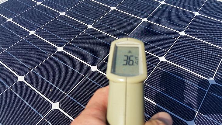 flexibles solarmodul
