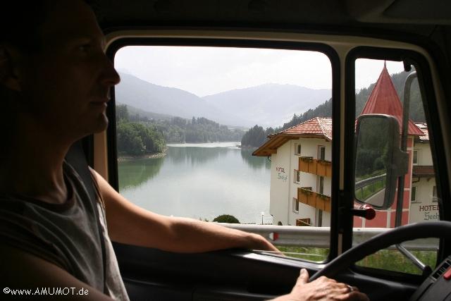 Ende der Kroatien Reise mit dem Wohnmobil