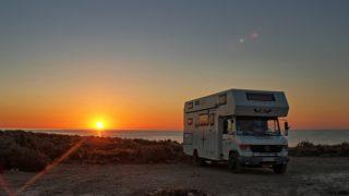 Mit dem Wohnmobil durch Spanien – Mittelmeerküste
