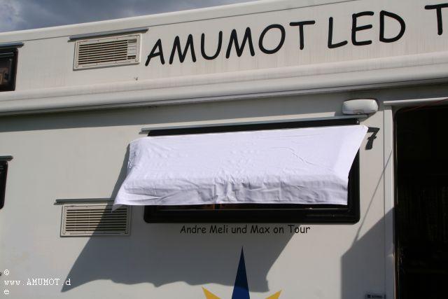 Sonnenschutz wohnmobilfenster selber machen