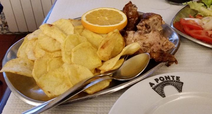 restaurant in portugal barril de alva