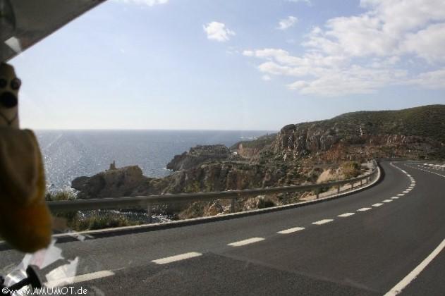 Autobahn in spanien