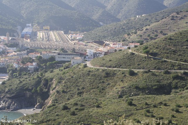 Bahnhof in spanien