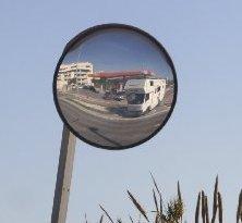spiegel der strasse