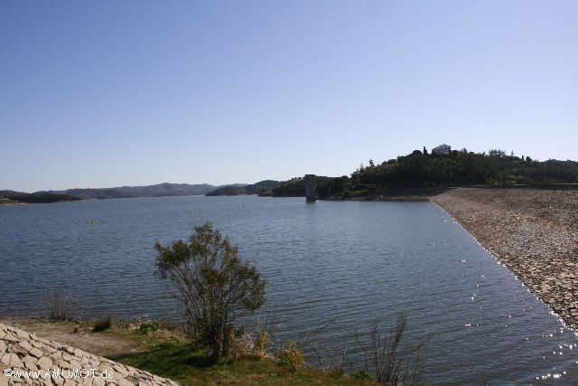 Barragem do Santa Clara