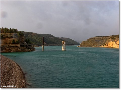 Embalse de Francisco Abellán