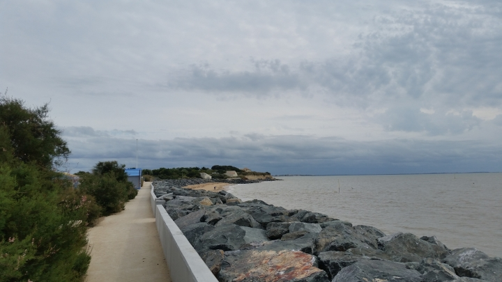 Neu angelegt Promenade