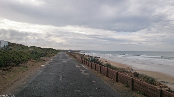 Direkt der Küste entland - Traumstrassen in Portugal