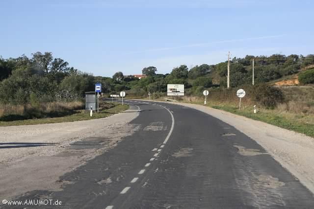 gute straßen in portugal
