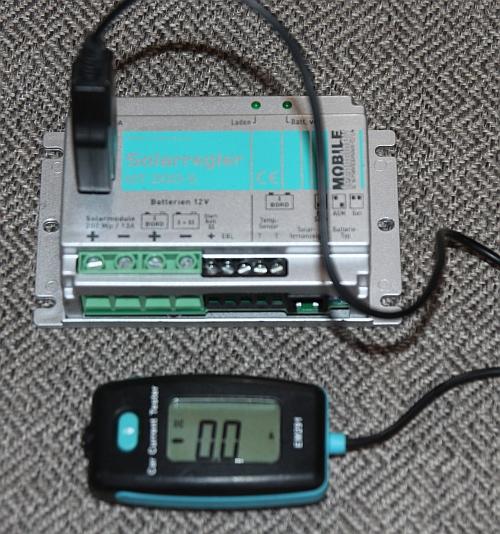 anleitung zum Strom messen