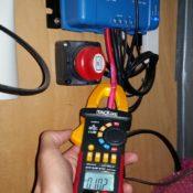 Strom messen mit Multimeter