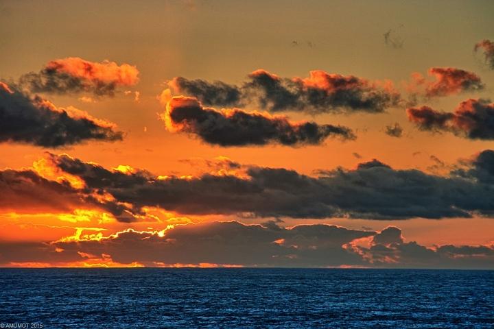 Sonnenuntergang im Sagres
