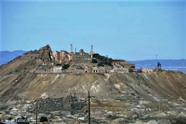 Ruinen von La Union