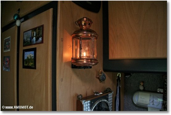 Dekorative ideen für wohnmobile
