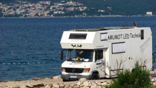Kroatien mit dem Wohnmobil – Insel Krk und Senj