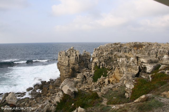 beeidruckende Küste