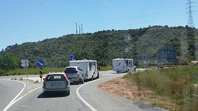 endlich Platz an der Algarve