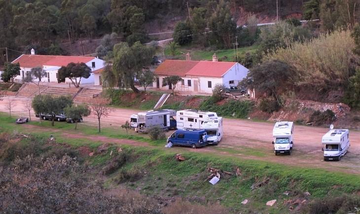 Überwintern in Portugal