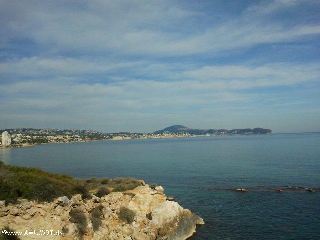 Die Küste ist ein Traum