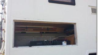 Wohnmobil Stauklappen und Türen selber abdichten