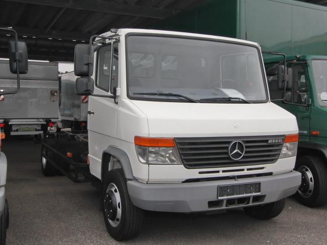 vario 814d chassis