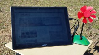 USB Ventilator – ideal fürs Wohnmobil im Sommer