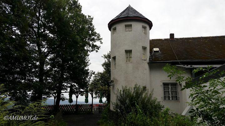 Restaurant Vierseeblick am klettersteig boppard