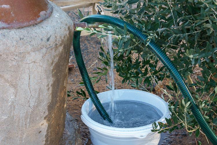 Filteranlage für Wasser