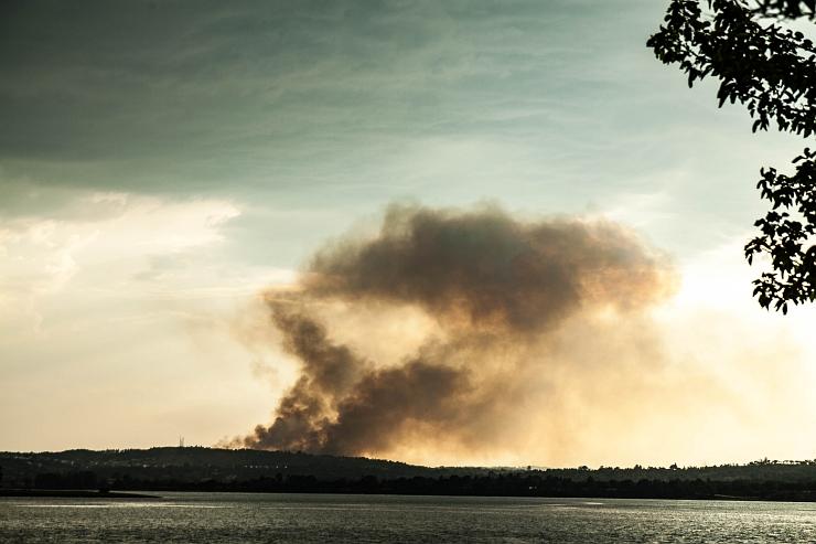 Feuer Portugal