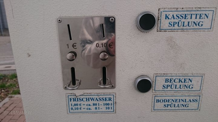 Wassersäule Baden-Baden