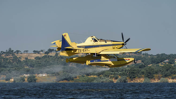 Waterbomber portugal