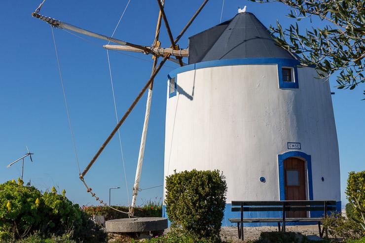 Windmühle Santiago