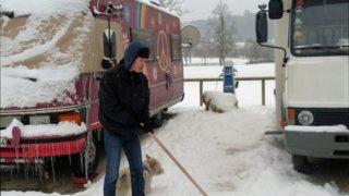 Winter in Deutschland – Wir leben im Wohnmobil Teil 3