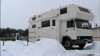 Überwintern im Wohnmobil in Deutschland Teil 2