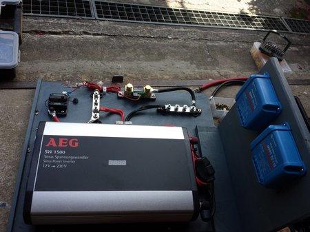wohnmobil elektrik service
