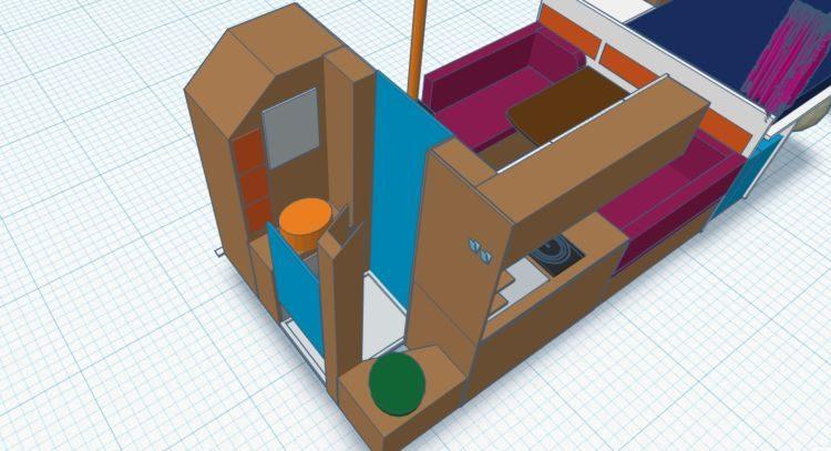 Wohnmobil Grundriss Planer