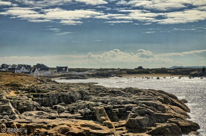 Küste bei Lorient mit dem wohnmobil erkunden