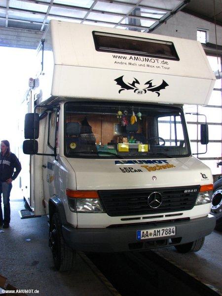 AMUMOT Wohnmobil Service
