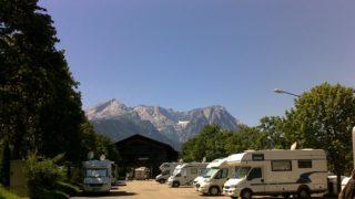 Mit dem Wohnmobil durch Bayern
