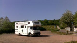 Das Rumtreiberleben beginnt – erste Tour Rhein-Main-Mosel