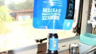 Wohnmobil Trinkwasser aus dem Wassertank – Sawyer Wasserfilter