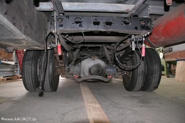 rahmenverlängerung LKW