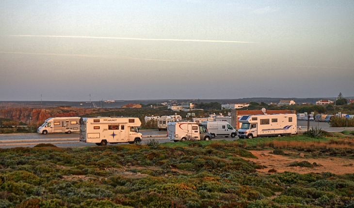 wohnmobile in sagres
