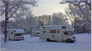 Winter mit dem Wohnmobil – Reicht der Strom?