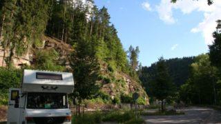 Wohnmobil Reisebericht Schwarzwald