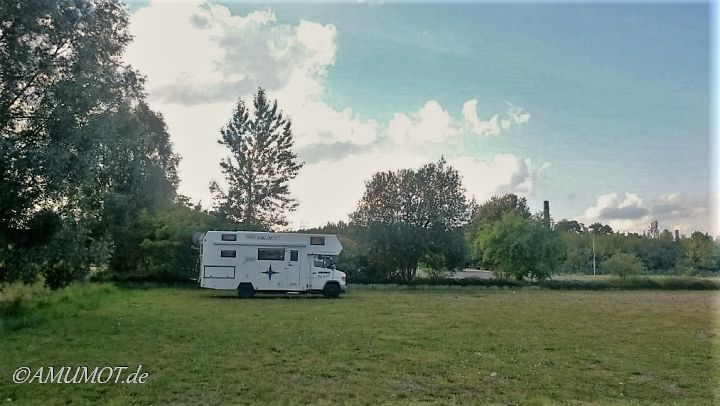 Wohnmobilstellplatz Eberswalde kostenlos