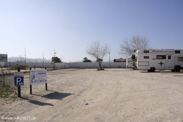 camperplatz obidos