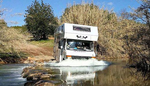 Reiseberichte Wohnmobil Portugal